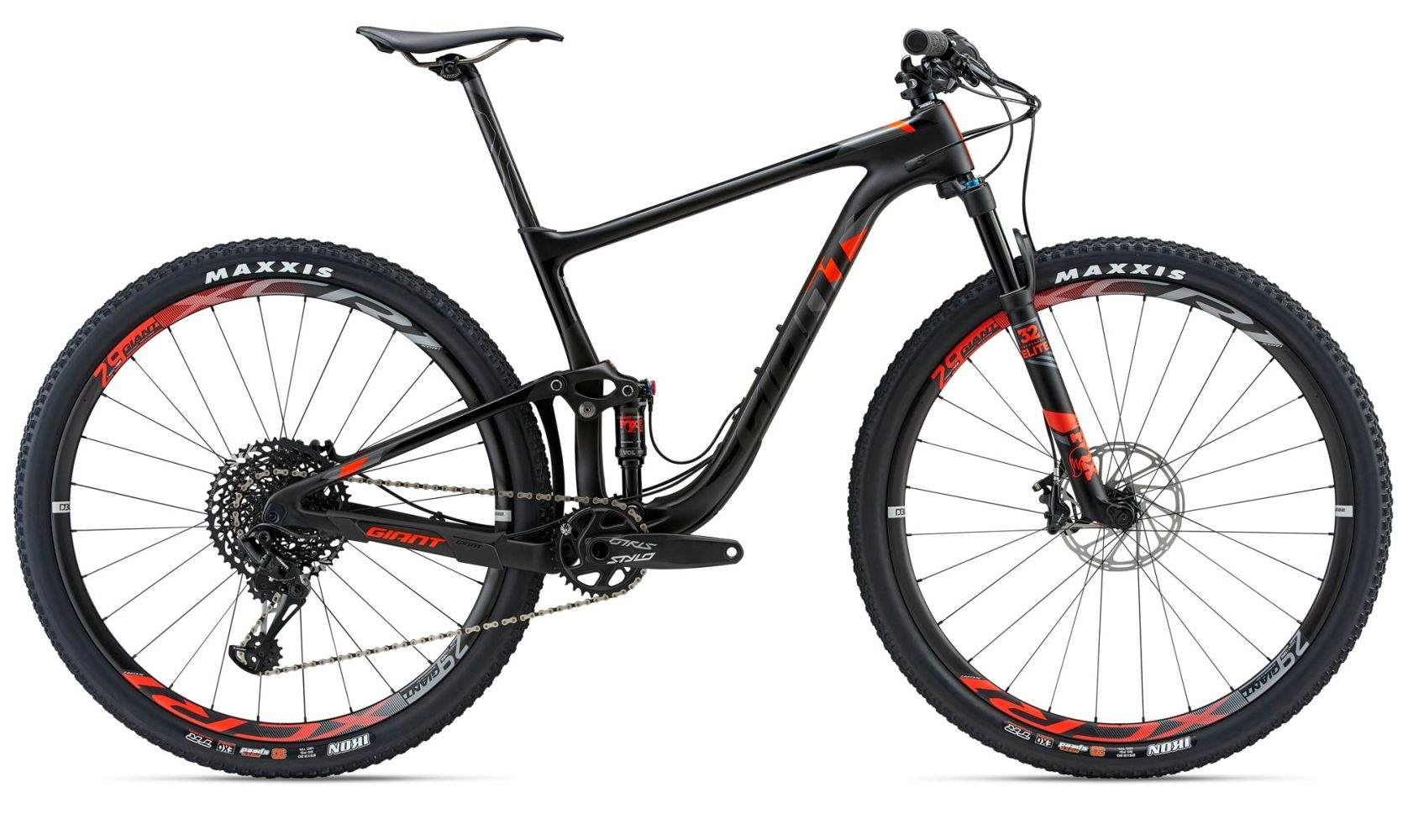 Anthem Advanced Pro 29er 1 Color A Carbon wynik